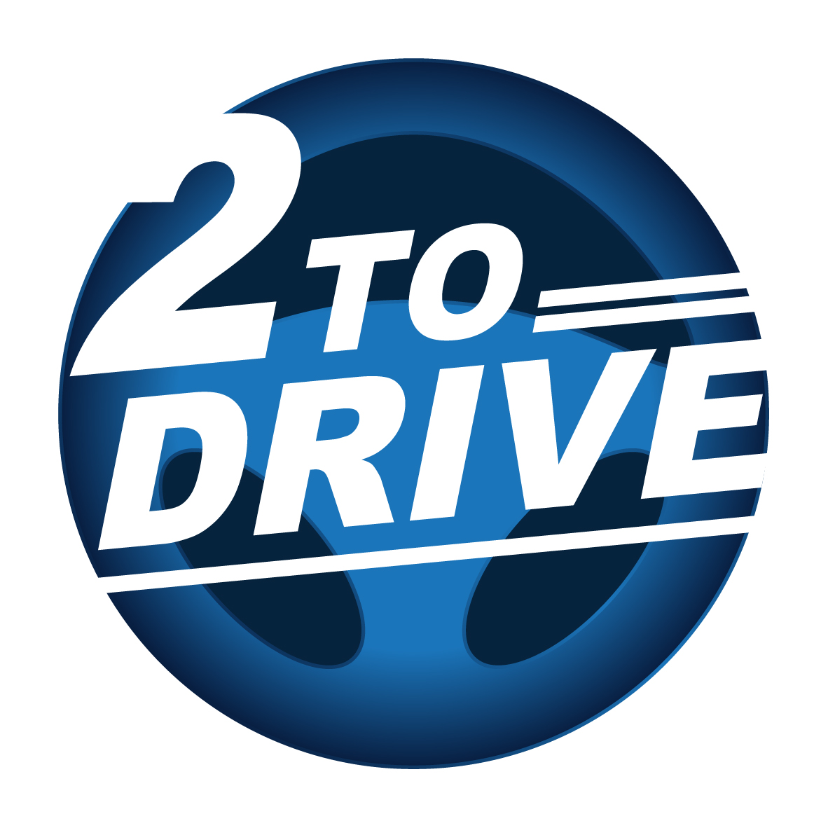 2 to Drive logo
